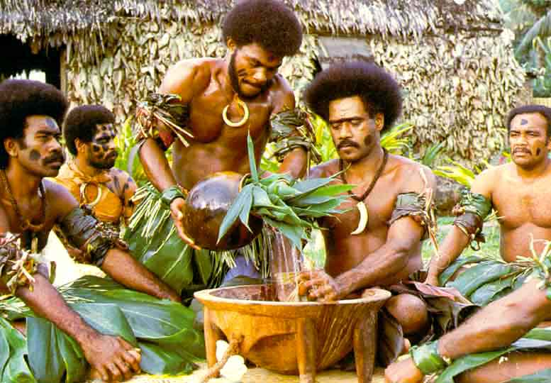 Traditional Fiji Kava